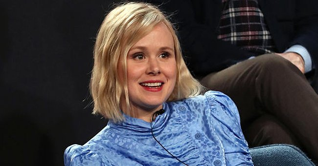 Alison Pill Chose to Get Married in an Unusual Yellow Dress — Inside Her Personal Life
