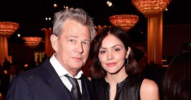 Katharine McPhee Jokes about Why She Chose to Marry Husband David Foster and It Has Something to Do with Music