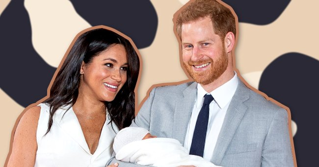 Meghan Markle & Prince Harry Reportedly Want to Christen Lilibet in UK and Twitter Users Weigh In