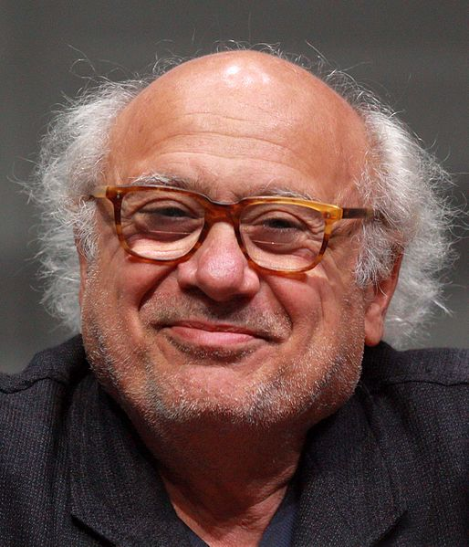Danny DeVito at the 2013 San Diego Comic Con International. | Source: Wikimedia Commons