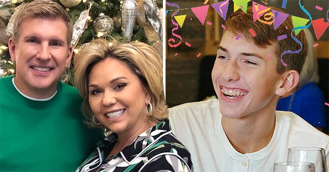 Todd & Julie Chrisley Pen Tributes for Their Youngest Son Grayson on His 15th Birthday