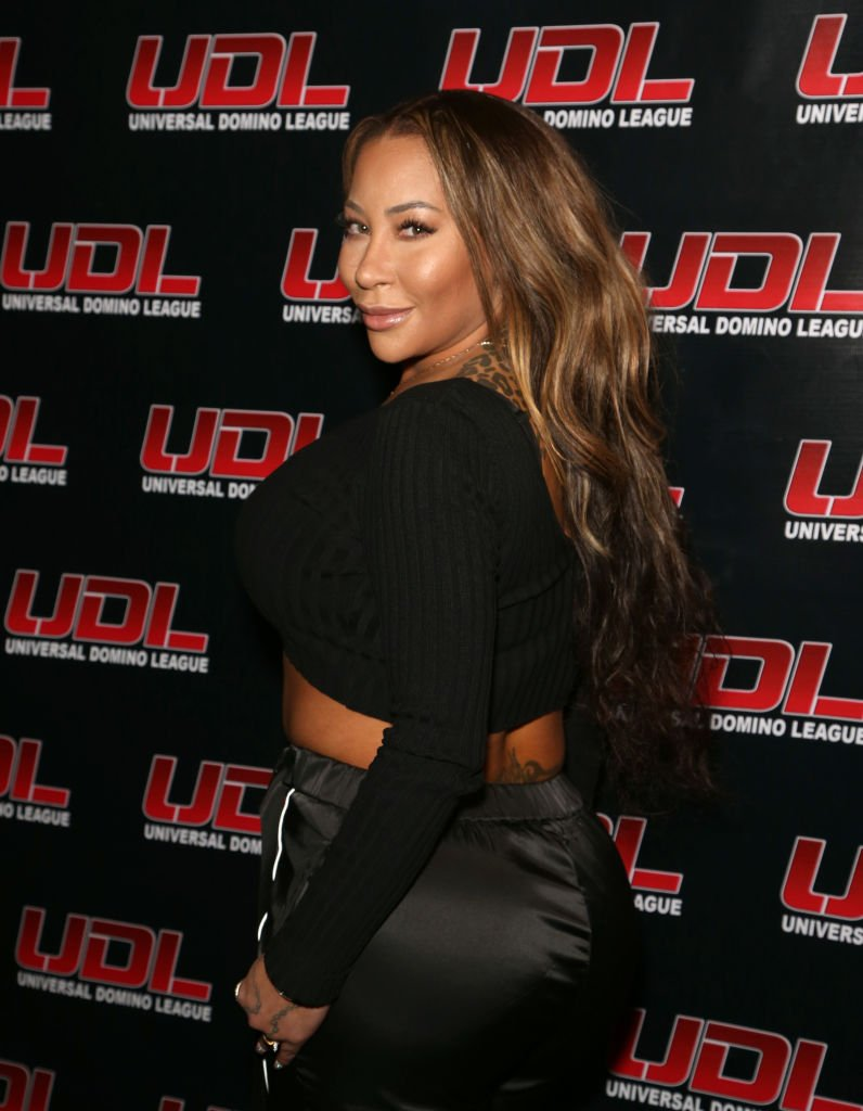 Hazel-E at Universal Domino League's Las Vegas Summer Classic at Palms Casino Resort on June 29, 2019 | Photo: Getty Images