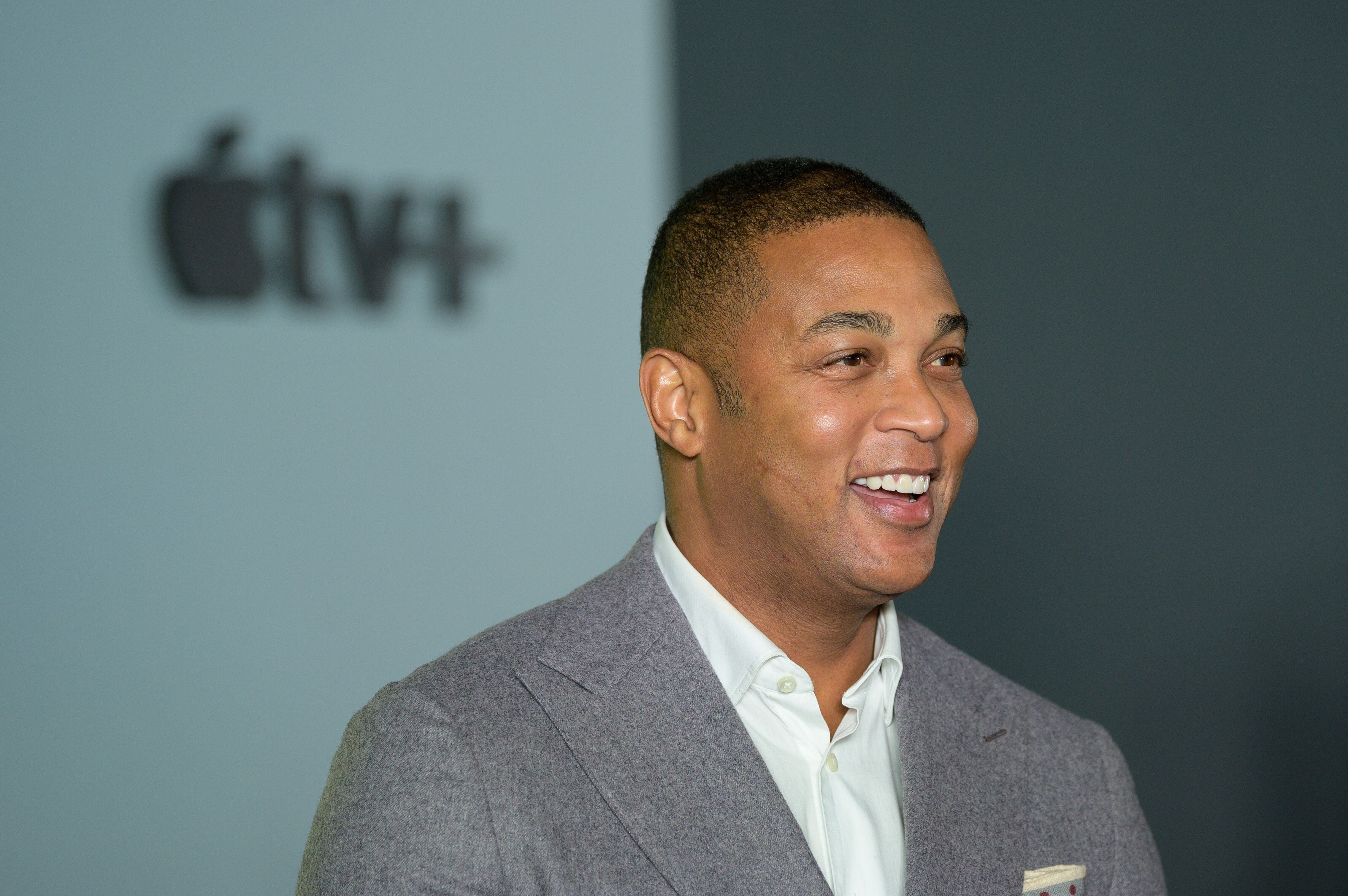 """Don Lemon at Apple TV+'s """"The Morning Show"""" world premiere in October 2019. 
