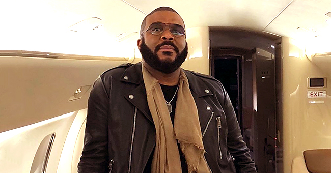 Tyler Perry Sends His Private Plane to Help Deliver Supplies to The Bahamas after Hurricane Dorian