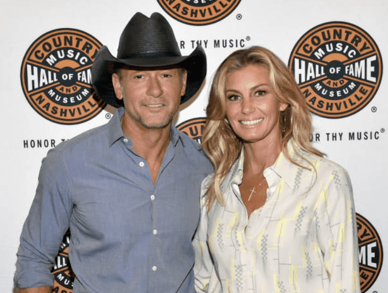 Tim McGraw and Faith Hill arrive at the All Access program, on May 3, 2018, in Nashville, Tennessee | Source: Getty Images