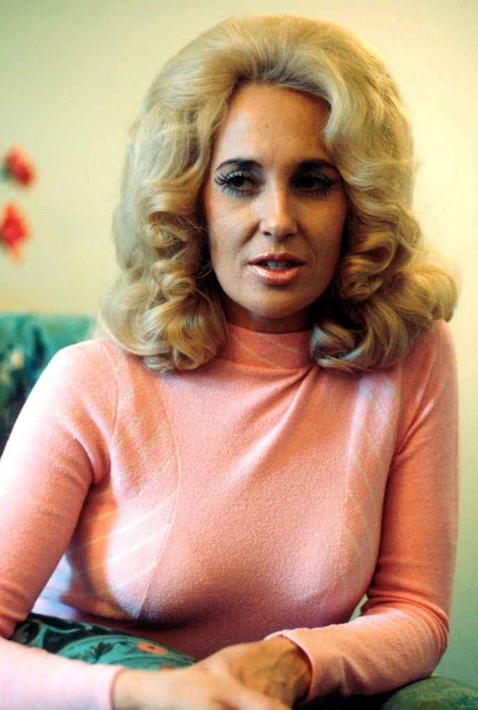 Tammy Wynette, portrait, London, 1975. | Photo: Getty Images