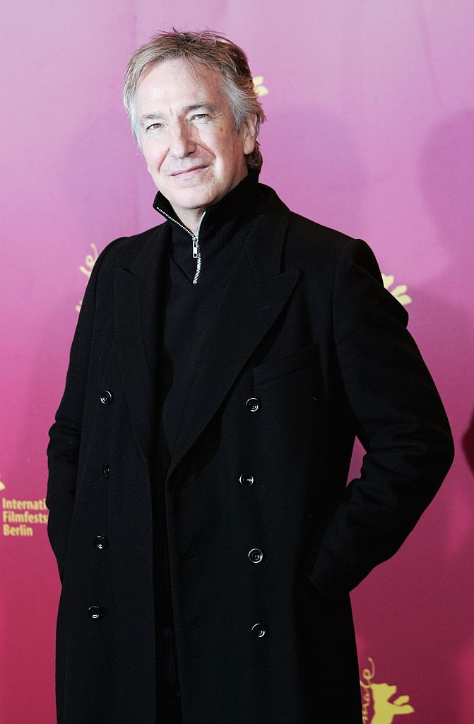 Alan Rickman. I Image: Getty Images.