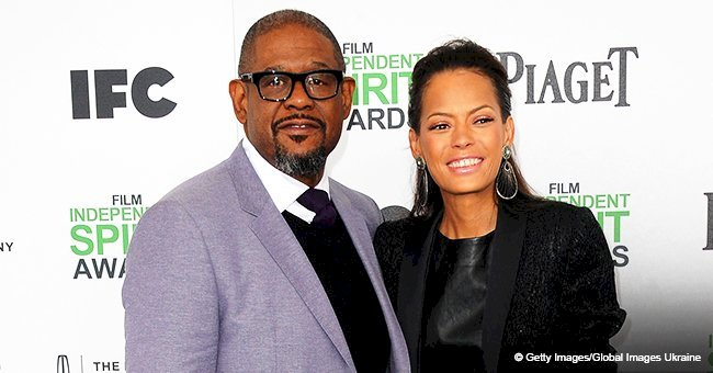Forest Whitaker files for divorce from wife Keisha Nash after 22 years of marriage