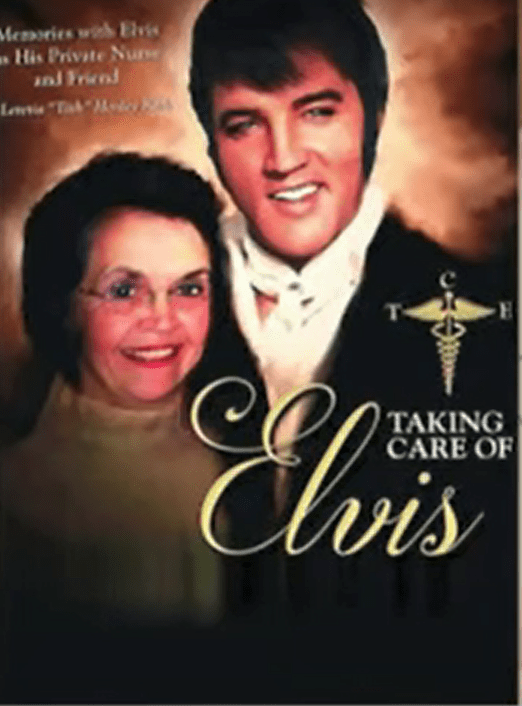 "Cover of Letetia Henley Kirk's book ""Taking Care of Elvis."" 