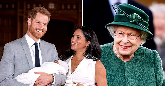 Closer Weekly: Meghan and Harry Reportedly Promised to FaceTime Queen on Her 94 Birthday