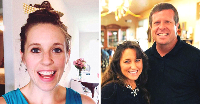 Jill Duggar Wishes Jim Bob Happy Birthday with a Childhood Photo