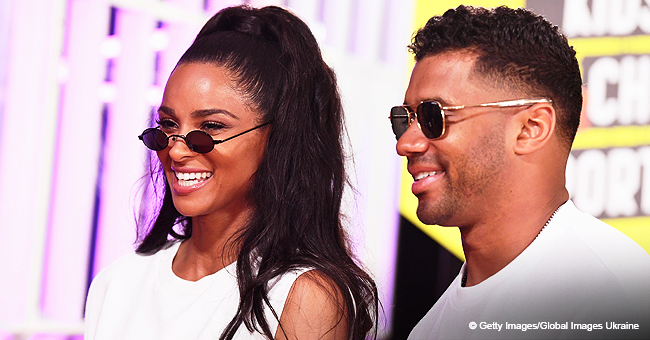 Ciara's Husband Russell Wilson Dances with Daughter Sienna during Ballet Class (Video)