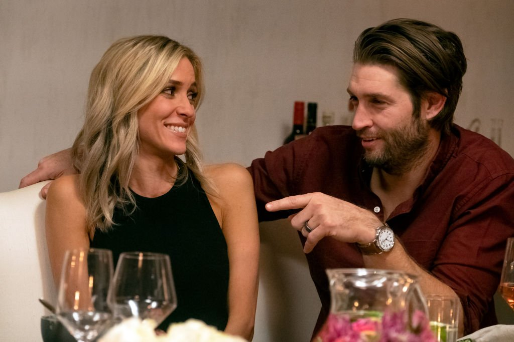 "Kristin Cavallari and Jay Cutler during an episode of ""Very Cavallari"" season 2 on December 11, 2018 