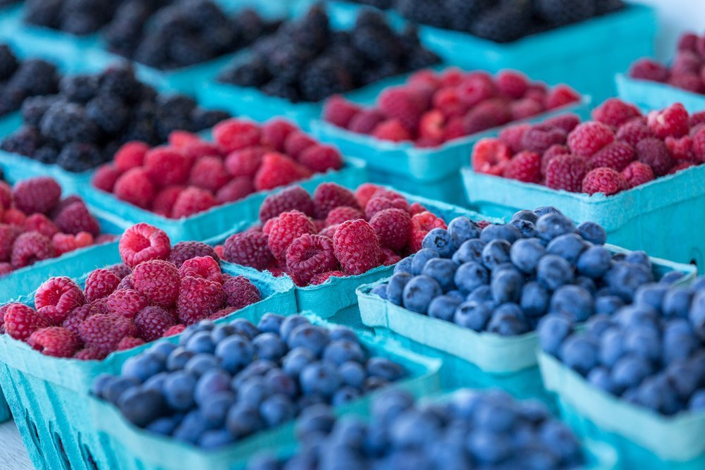 A range of berries | Photo: Shutterstock