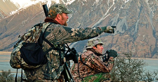 Daily Joke: Two Hunters Come across a Deep Hole While Walking through the Woods