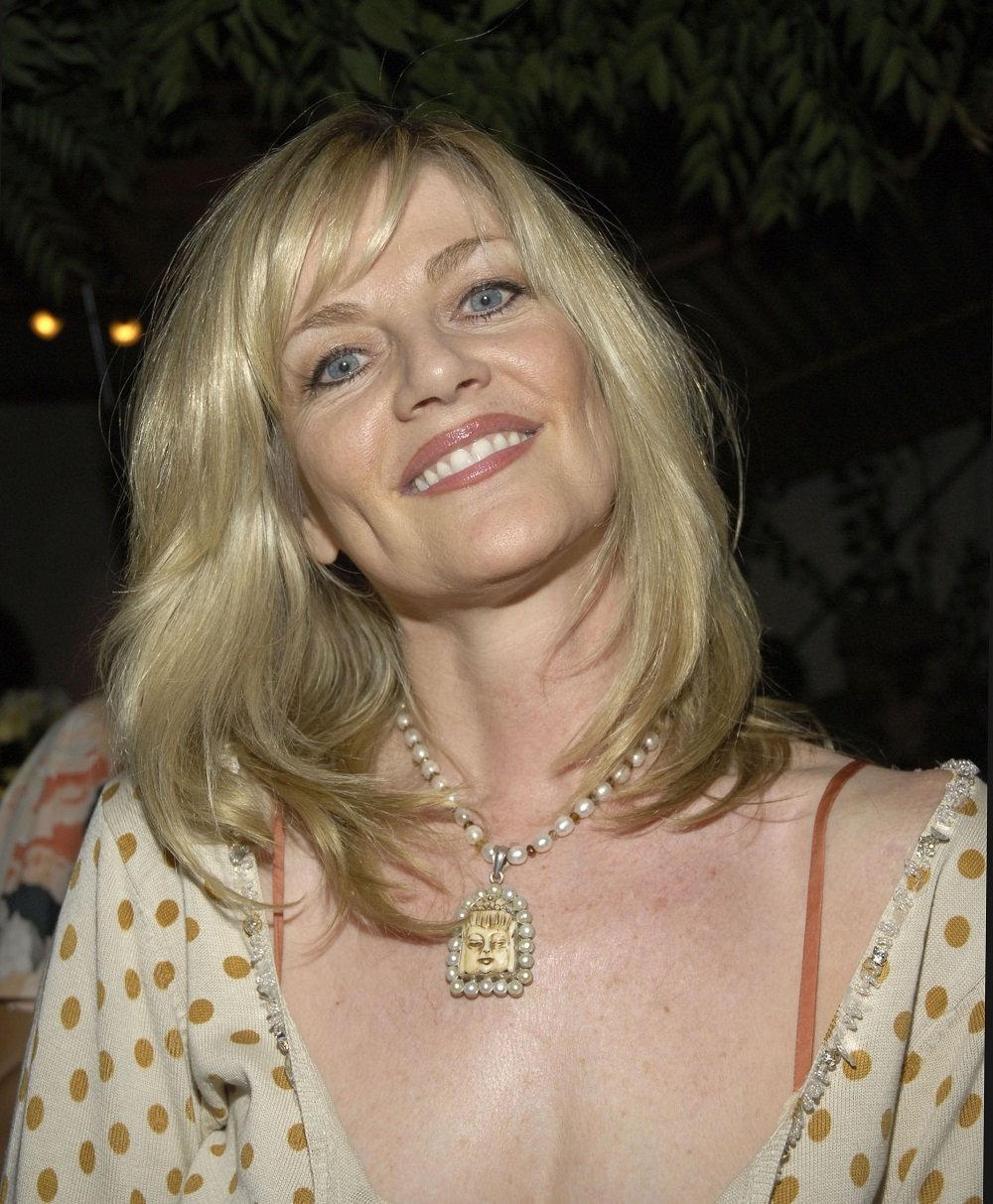 """Martha Smith during the """"Loveless"""" Wrap Party at Falcon in Los Angeles, California on August 10, 2005   Photo: John Heller/WireImage/Getty Images"""