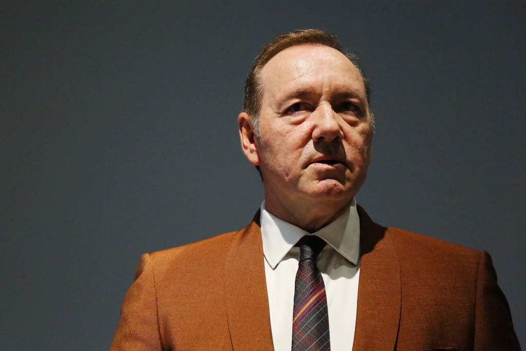 Kevin Spacey.| Fuente: Getty Images