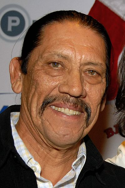 "Danny Trejo attending the ""Babes In Toyland"" Toy Drive. 