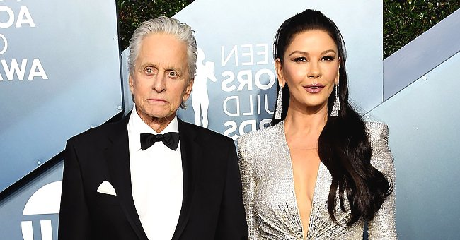 How Catherine Zeta-Jones and Michael Douglas Met and Started Dating Prior to Their Marriage