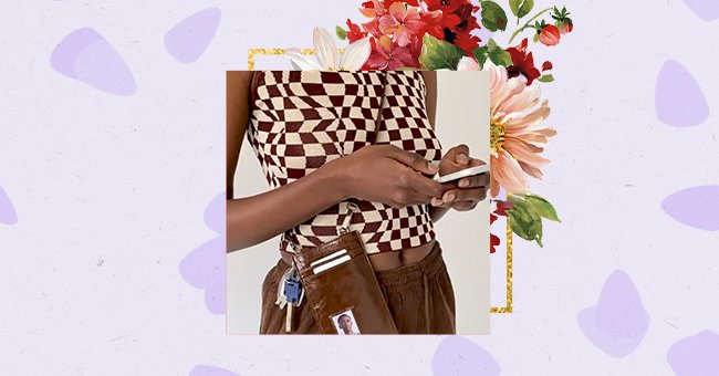 Checkered Knitwear Is The Latest Spring Style Trend