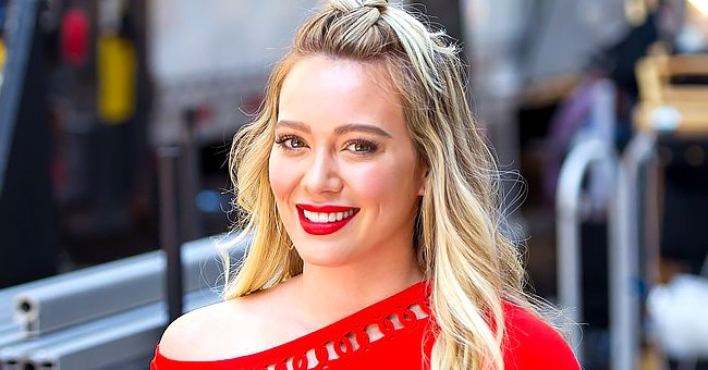 Hilary Duff Proudly Reveals to Her Followers She Got the Pfizer Vaccination — See the Photos