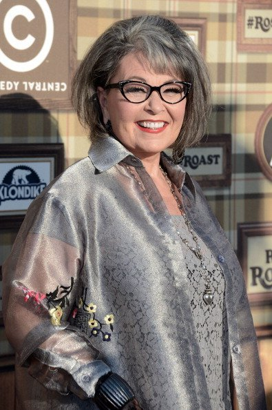 Roseanne Barr arrives at the Comedy Central Roast of Roseanne Barr at Hollywood Palladium on August 4, 2012, in Hollywood, California. | Source: Getty Images.