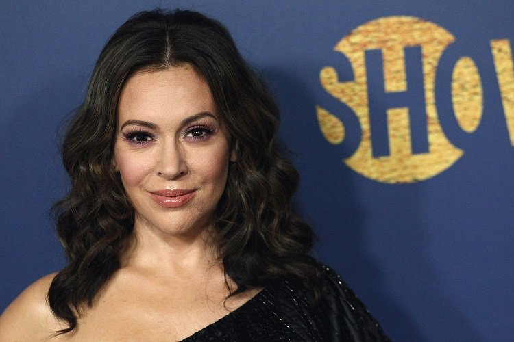 L'actrice Alyssa Milano | Photo : Getty Images