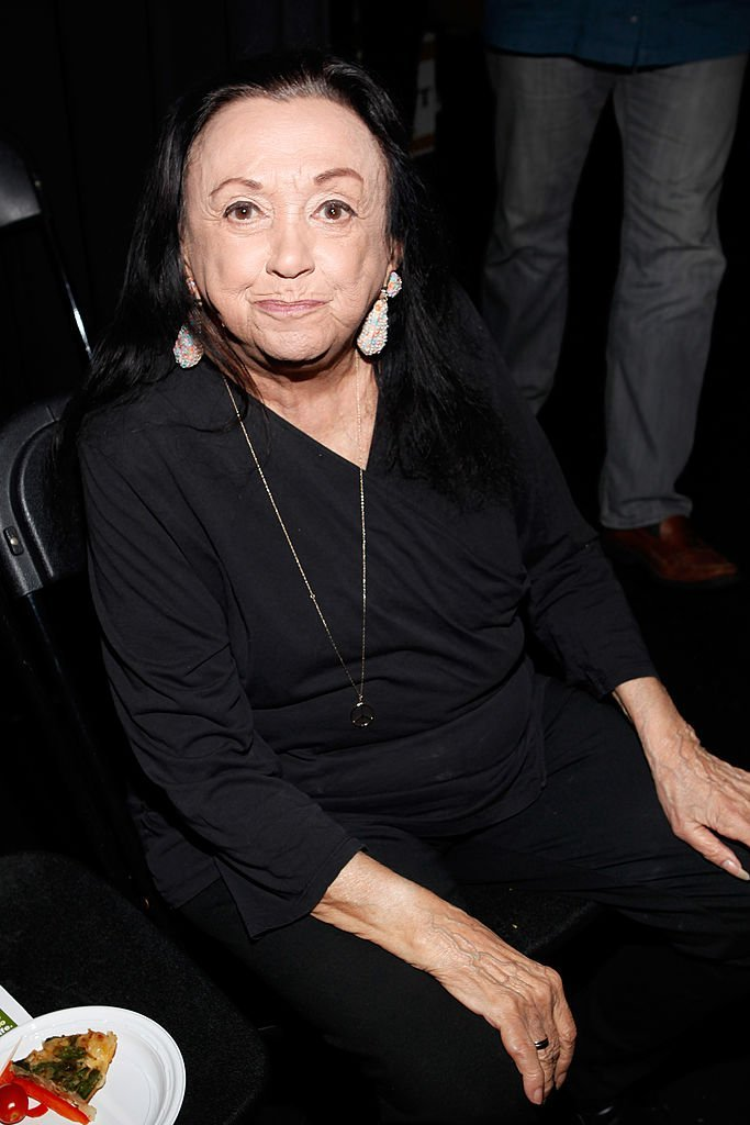 Living Theater founder/ actress Judith Malina attends the 2011 Accidental Repertory Theater benefit at The Living Theatre  | Getty Images
