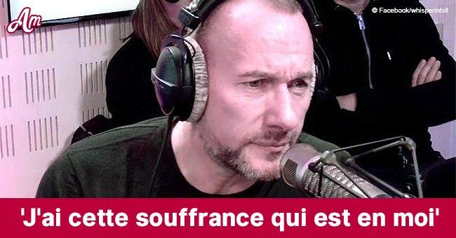 Pascal Soetens parle de relations difficiles avec son père après son suicide