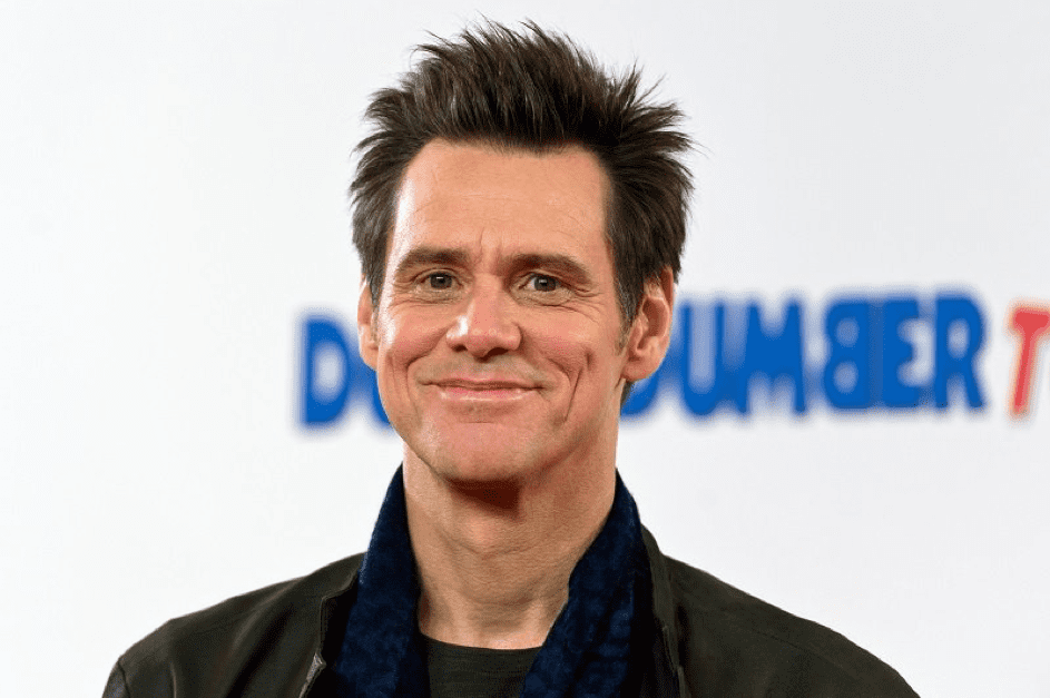 Jim Carrey am 20. November 2014 in London, England   Quelle: Getty Images