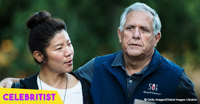 Les Moonves' wife Julie Chen takes time off from 'The Talk' amid harassment allegations against him