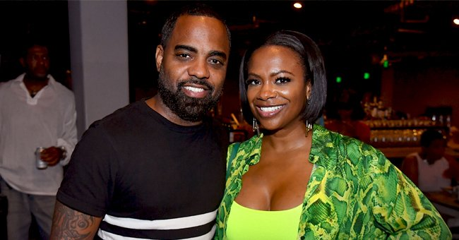 Kandi Burruss and Todd Tucker Wow Fans in Halloween Outfits from 'The Masked Singer' with Kids