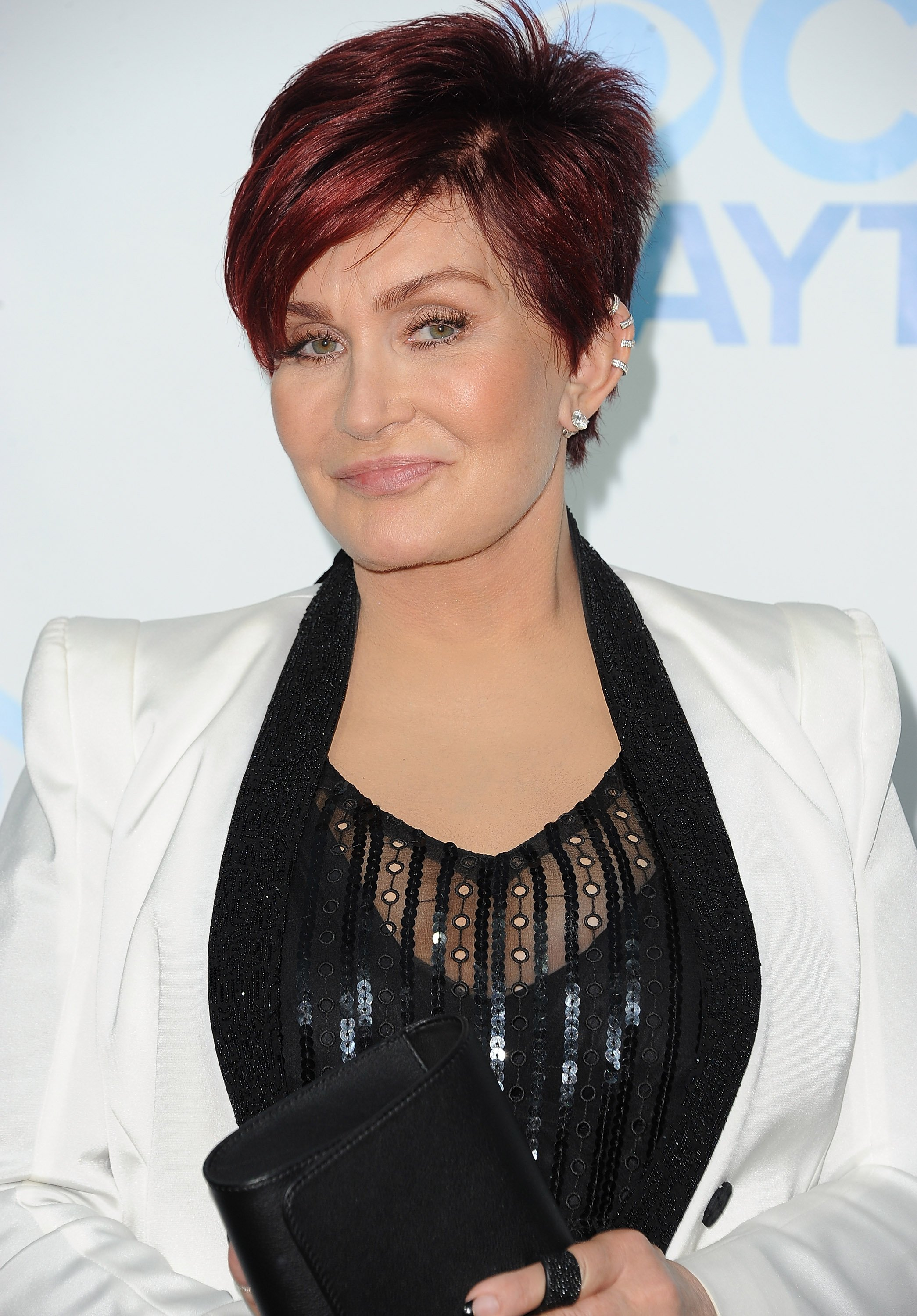 Sharon Osbourne pictured at the 41st Annual Daytime Emmy Awards CBS, 2014, Beverly Hills. | Photo: Getty Images