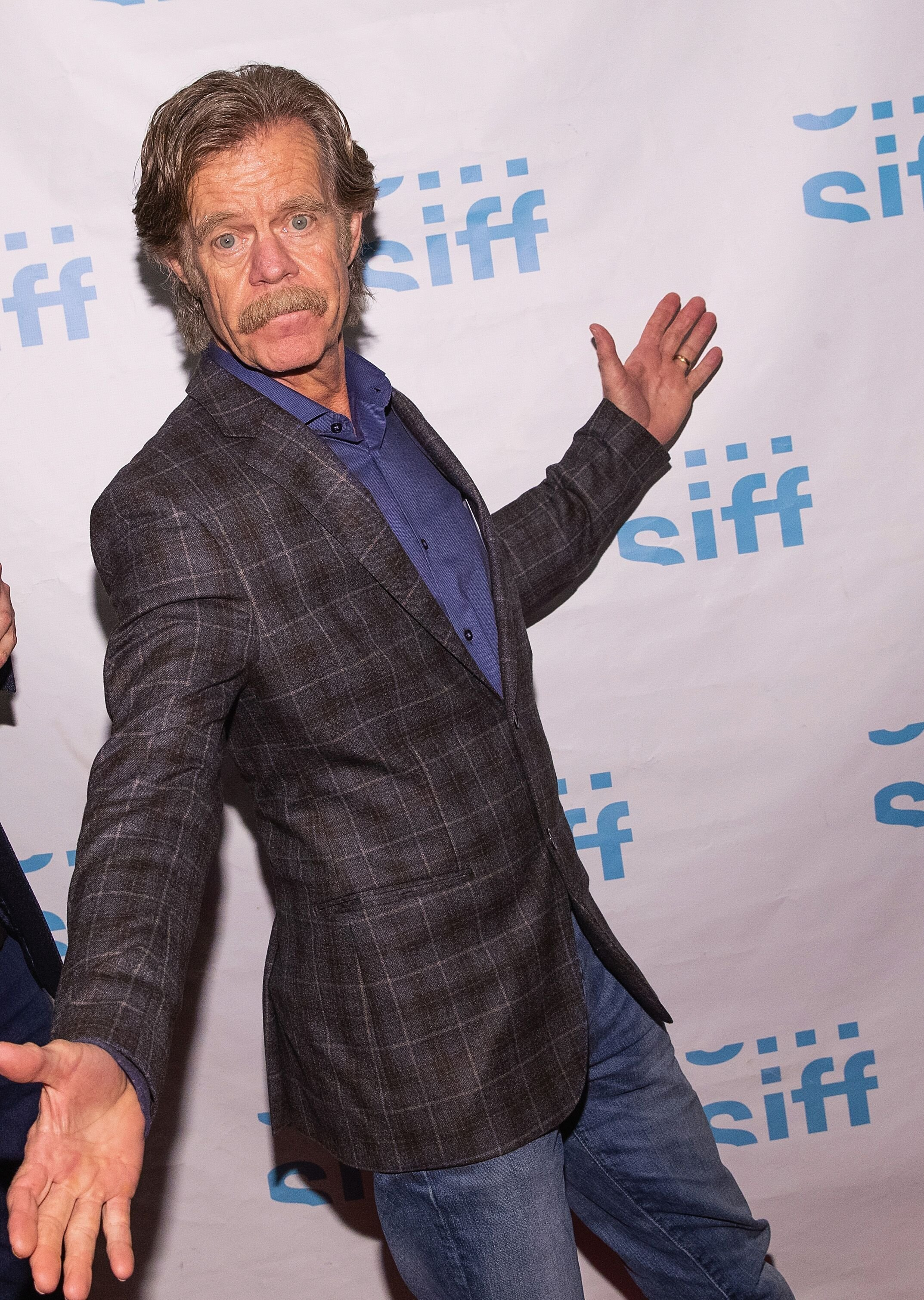 William H. Macy at a screening of Stealing Cars on March 7, 2019, in Seattle, Washington | Photo: Mat Hayward/Getty Images