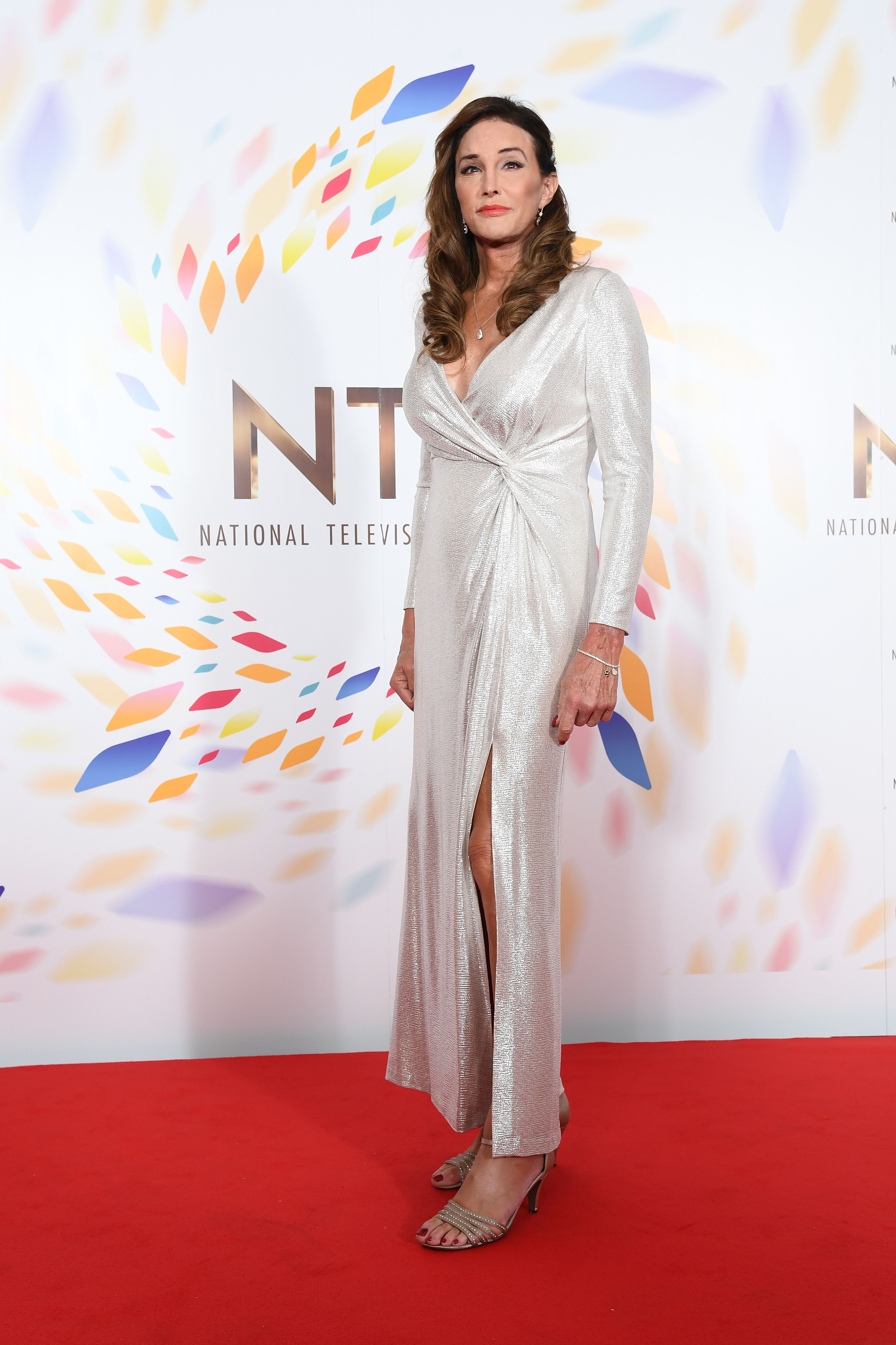 Caitlyn Jenner attends the National Television Awards 2020 at The O2 Arena on January 28, 2020 in London, England. | Source: Getty Images