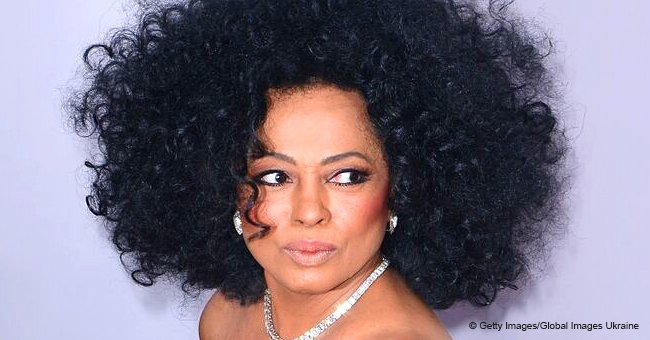 Diana Ross Left Irate as Fan Repeatedly Flipped the Bird at Her during Surprise Concert