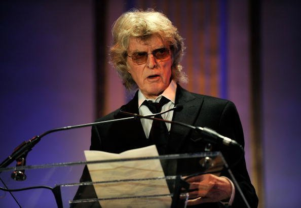 Don Imus speaks at the 2010 AFTRA AMEE Awards at The Grand Ballroom on February 22, 2010 | Photo: Getty Images