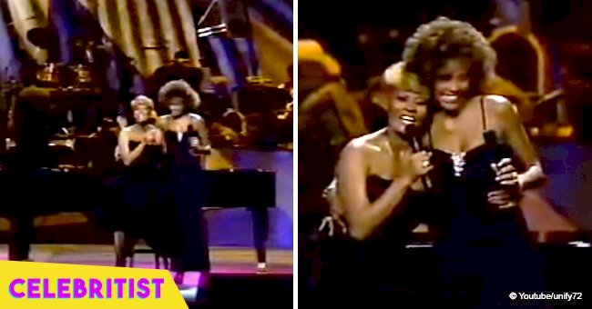 Remembering Dionne Warwick and Whitney Houston's performance of 'That's What Friends Are For'