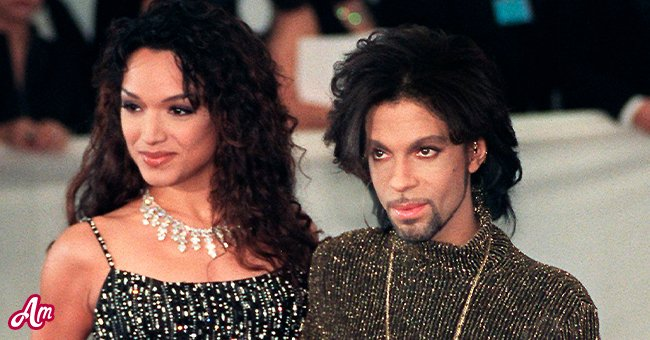 A picture of singer Prince and his ex-wife Mayte Garcia | Photo: Getty Images