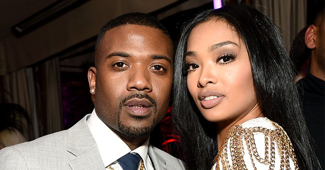 Ray J Files for Divorce from the Mother of His 2 Children, Princess Love