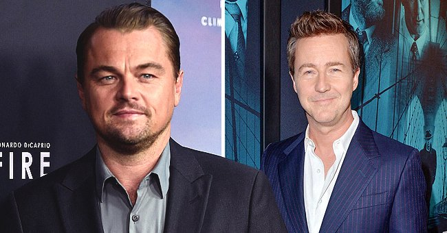 Edward Norton Recalled Moment He Saved Leonardo DiCaprio's Life during Diving Expedition in the Galapagos Islands