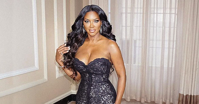 RHOA Star Kenya Moore Says She 'Stands Alone' in New Post Amid News of Divorce from Marc Daly
