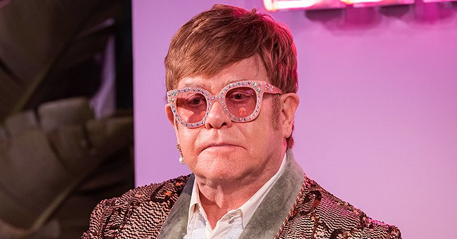 Sir Elton John at IMDb LIVE At The Elton John AIDS Foundation Academy Awards Viewing Party in Los Angeles, California | Photo: Rich Polk/Getty Images for IMDb