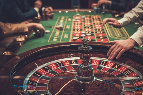 A Roulette table at a casino.   Source: Shutterstock.