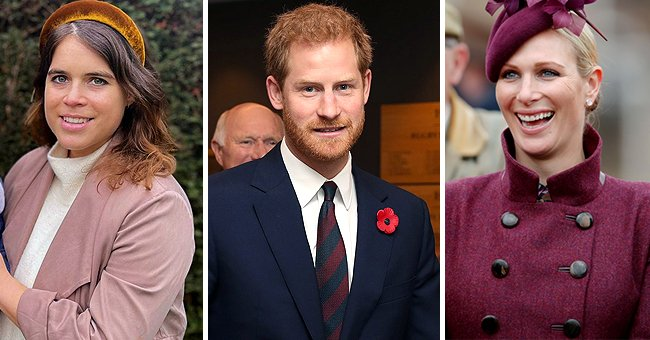 Prince Harry, Princess Eugenie and More — Here's a List of Royals Working outside the Monarchy