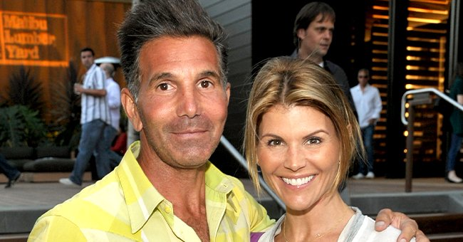 Lori Loughlin's Husband Mossimo Giannulli Released from Prison and Was Picked up by His 3 Kids