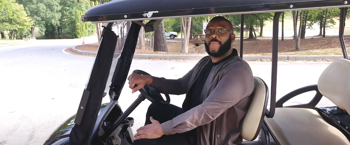 Tour of Tyler Perry's 330-Acre Studio Built on a Former Confederate Army Base