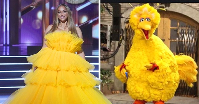 DWTS Fans Slam Host Tyra Banks for the Yellow Outfit She Wore on the 'Use Your Vote' Night
