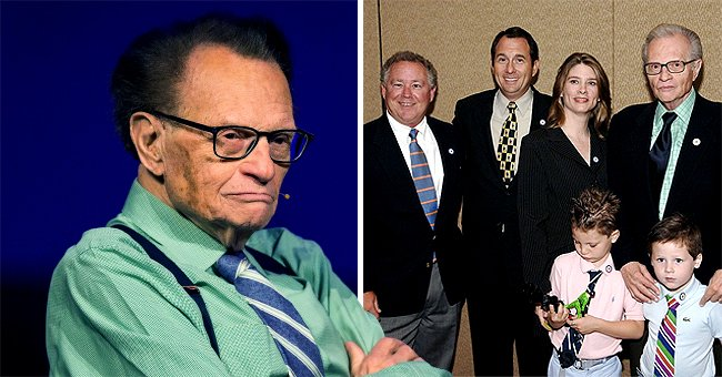 Daily Mail: Larry King Suffers Double Tragedy as Daughter Chaiah Dies 3 Weeks after His Son Andy's Death