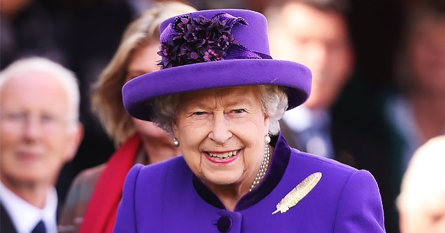 Queen Elizabeth II Once Hid behind a Bush to Avoid Buckingham Palace Guest